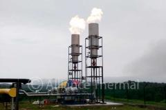 Bio Gas Open Flares