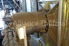 Alliance Thermal Low Calorific Value Fuel Gas Burners